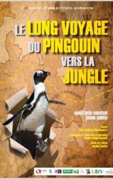 Le long voyage du pingouin vers la jungle